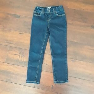 Cat & Jack girls denim Skinny Jeans sz 5